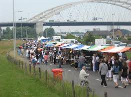 Paardenmarkt in IJsselmonde