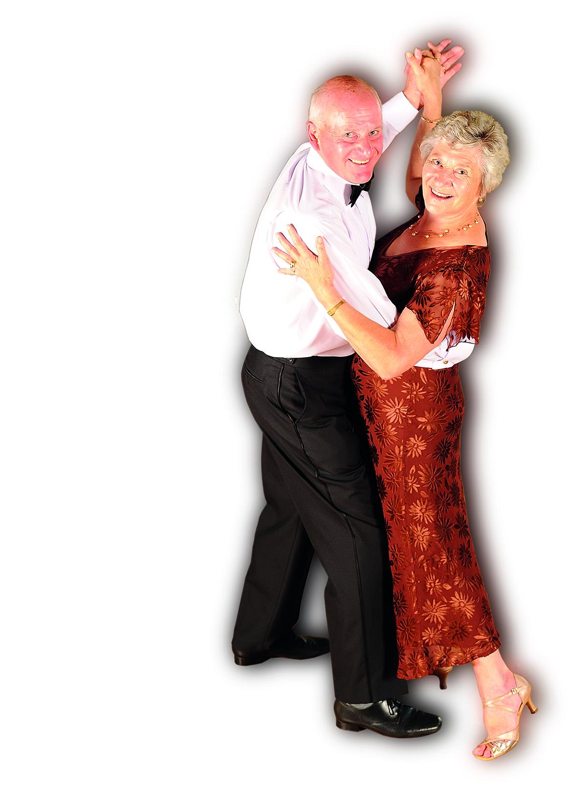Dansen met Rita Young in Hooge-Werf!