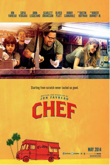 Pleinbioscoop: Chef