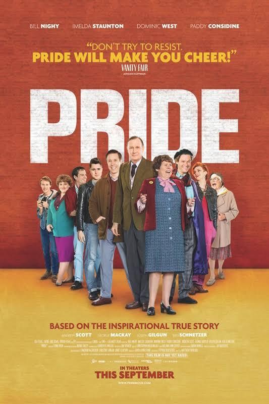 Pleinbioscoop: Pride