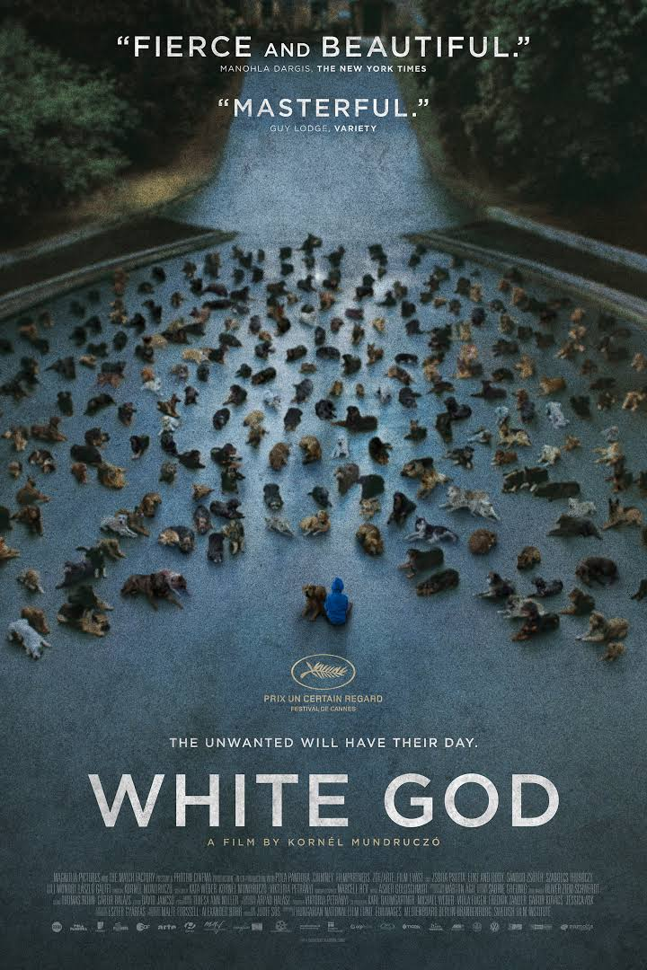 Pleinbioscoop: White God
