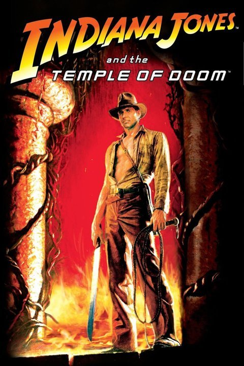 Pleinbioscoop: Indiana Jones and the temple of doom