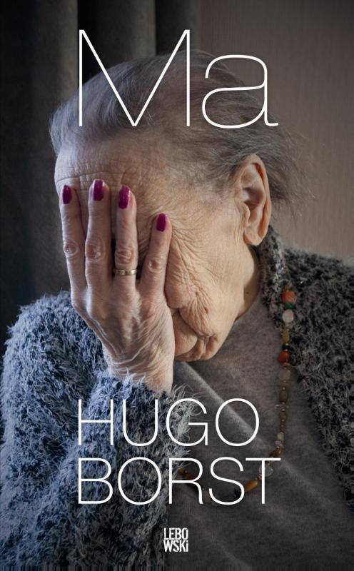 Hugo Borst signeert