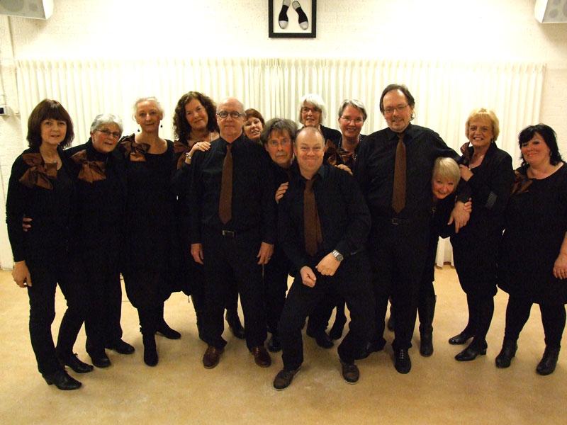 Vier koren in concert in LCC Romeynshof