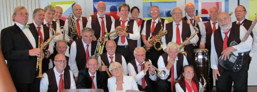 Zondagmiddaglounge: Senioren Big Band Rotterdam
