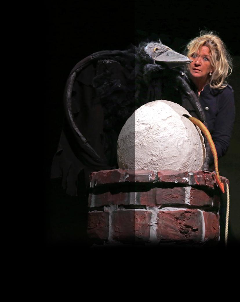 """""""Een ei met een staartje"""""""