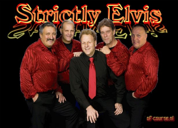 Zondagmiddaglounge: Coverband Of Course met Strictly Elvis