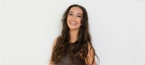 Romy Monteiro zingt liedjes uit 'The Bodyguard'