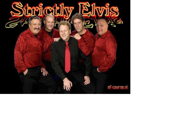 Genieten van Elvis-muziek met Of Course