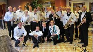 Zondagmiddaglounge met Senioren Big Band Rotterdam