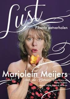 Zondag 13 november speelt Marjolein Meijers LUST inclusief High Tea