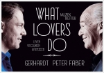 Peter Faber in 'What lovers Do'