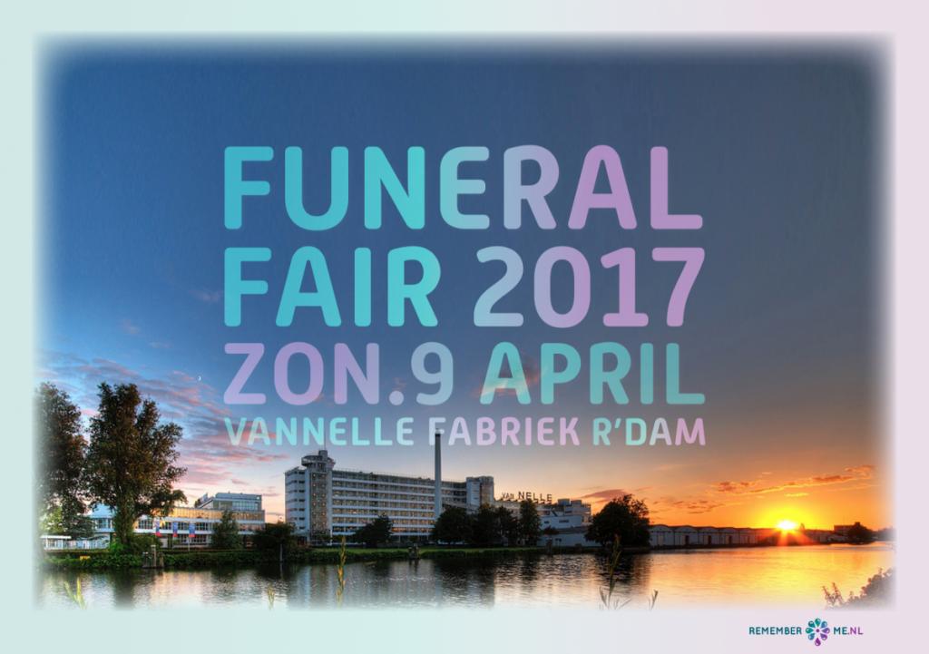 Funeral Fair: hét lifestyle event voor persoonlijk afscheid