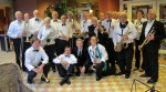 Senioren Big Band Rotterdam in Romeynshof