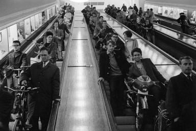 Bibliotheekcollege: 75 jaar Maastunnel