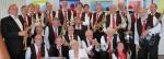 Swingende muziek in LCC Romeynshof
