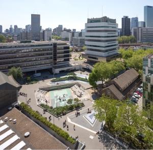 Bibliotheekcollege: de klimaatbestendige stad