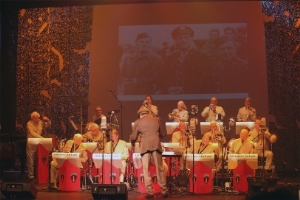 Glenn Miller Army Air Force Show in LCC Musica