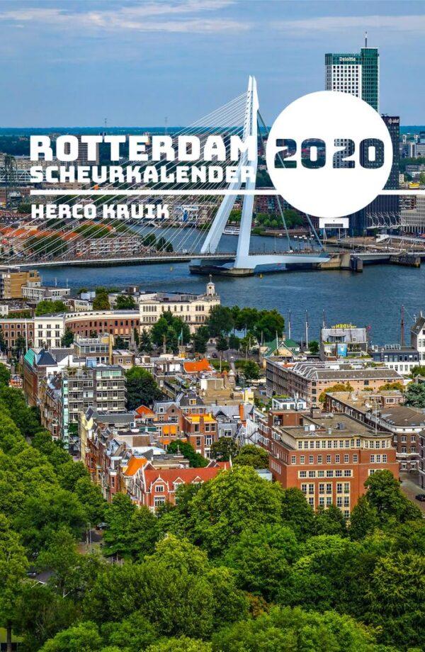 Rotterdam Scheurkalender 2020 2020