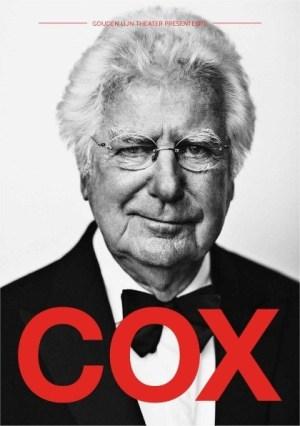 Vanaf 7 november solovoorstelling Gerard Cox; De Grote Grijze Belofte