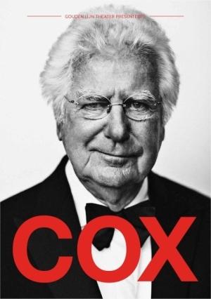 Gerard Cox; de grote grijze belofte vanaf 7 november in het theater