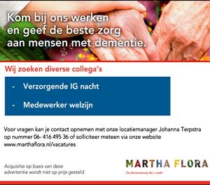 Martha Flora