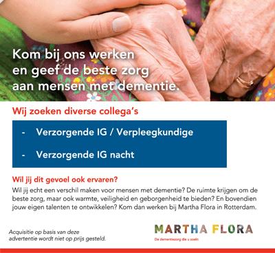 Martha Flora week 14
