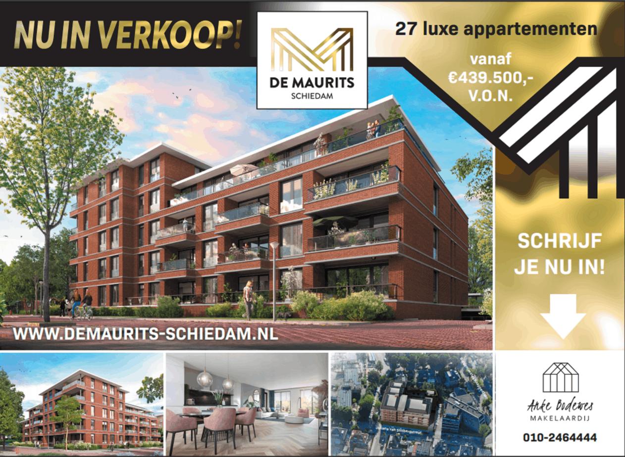 Project De Maurits Schiedam